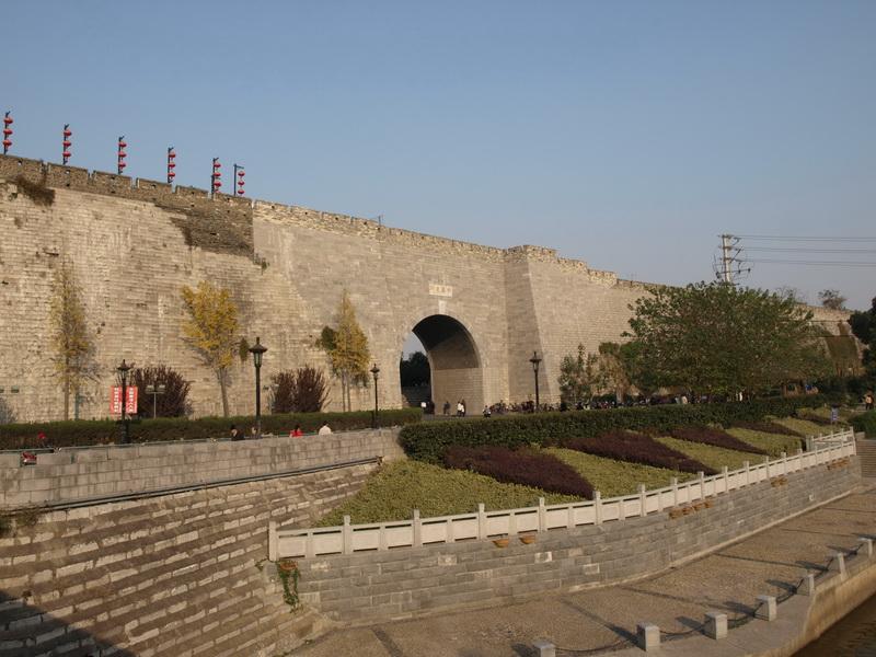 南京明城墙系列(十一):中华门城堡