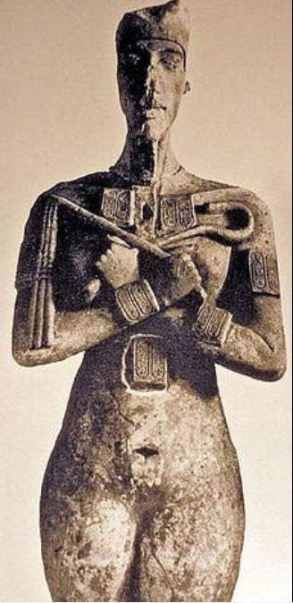 古埃及法老本是外星人后裔 转载图片