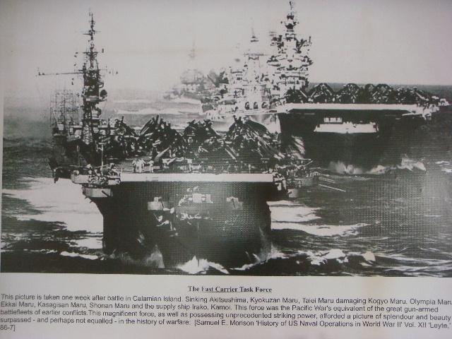 居中的就是日本的水上飞机航母akitsushima(秋津洲)