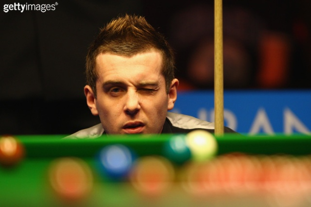 mark selby. 14: Mark Selby of England