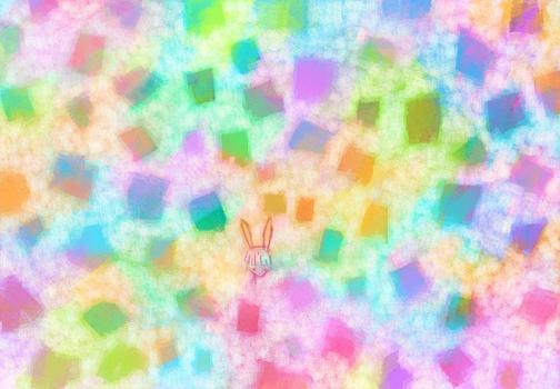 蝴蝶简笔画彩色一年级蜡笔