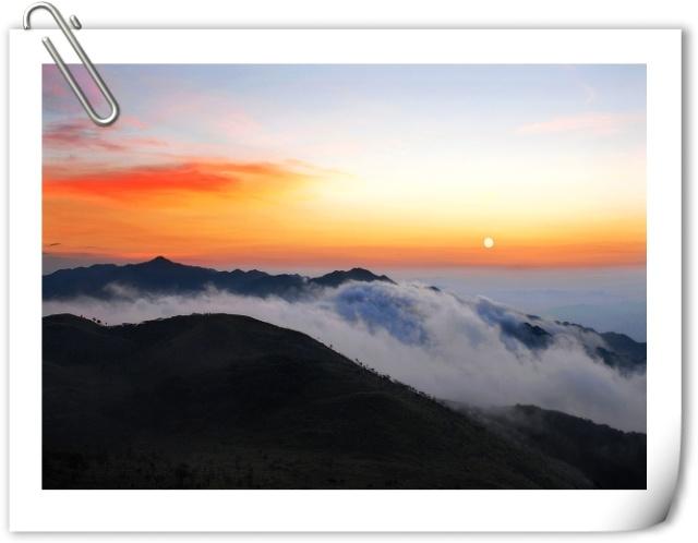 湖南省各市县最高山峰