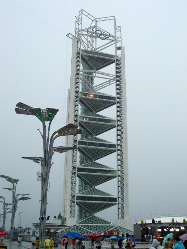 第4站*玲珑塔,2008年北京奥运会期间