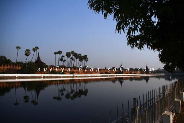 缅甸-烟云中的佛塔-曼德勒-曼德勒古城-纹身-搜狐