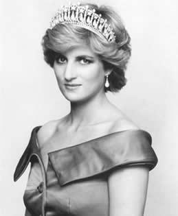 戴安娜王妃-名人评价珍珠