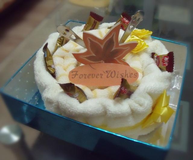 生日快乐-不用烤箱也能做出如此华丽的芝士蛋糕