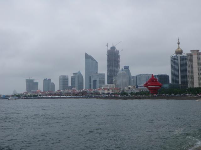 雨中漫步--青岛五四广场到八大关-云淡风轻-搜狐博客