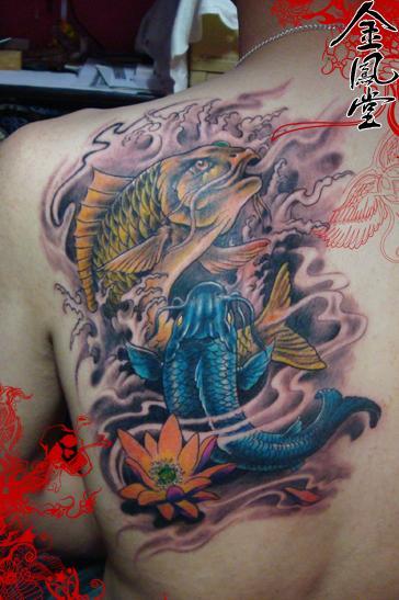 北京金凤堂纹身-男人纹身图案大全-从纹身图案的图片