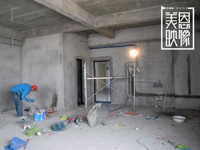 房子装修第一步就是水电改造啦