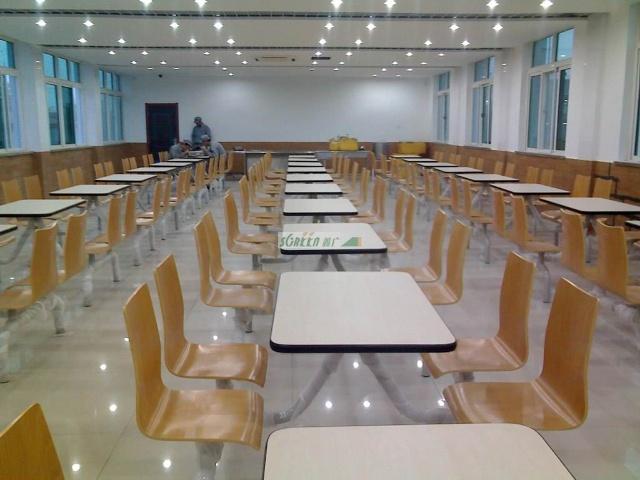 快餐桌椅效果图图片 桂林哪有快餐桌椅 快餐桌椅潍坊三石