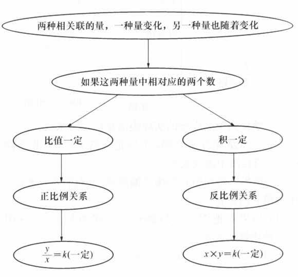 小学数学知识结构归纳